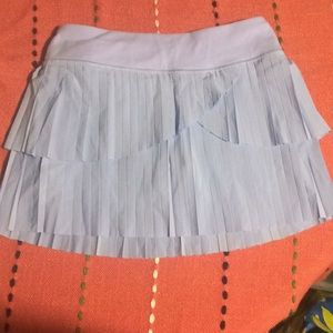 Ivivva Lilac Pleated Skirt